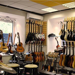 Музыкальные магазины Покрова