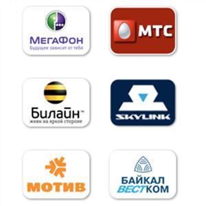 Операторы сотовой связи Покрова