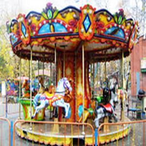 Парки культуры и отдыха Покрова