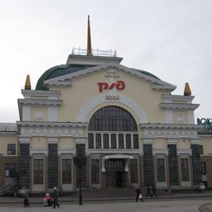 Железнодорожные вокзалы Покрова